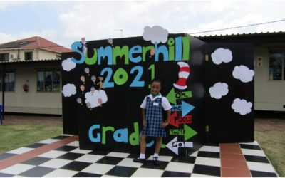Welcome to the Summerhill Preparatory Grade 1 Class of 2021